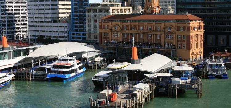 Auckland Ferry Terminal2