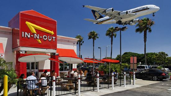 In-N-Out Burger LAX