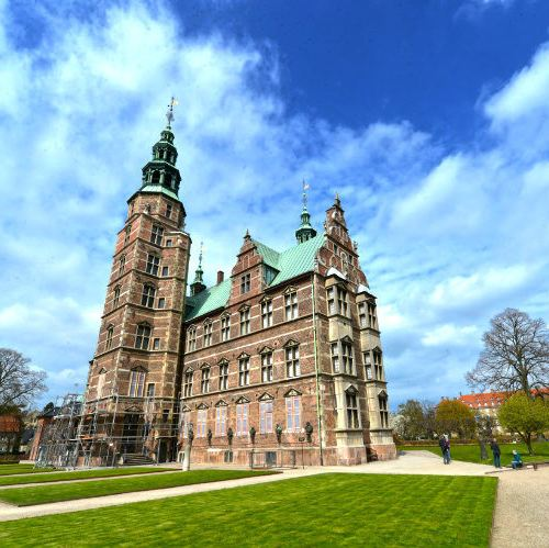 Rosenborg Castle