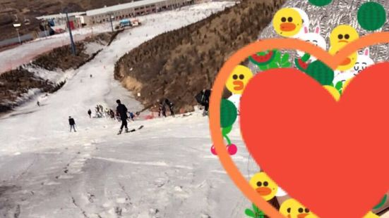 Qingqing Ice and Snow Park