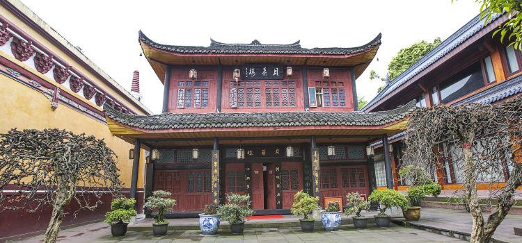 Wannian Temple2