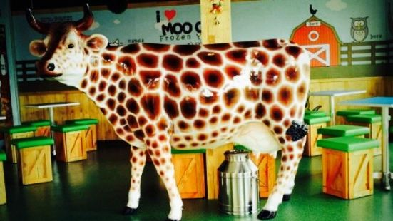 Moo Cow™ Frozen Yogurt