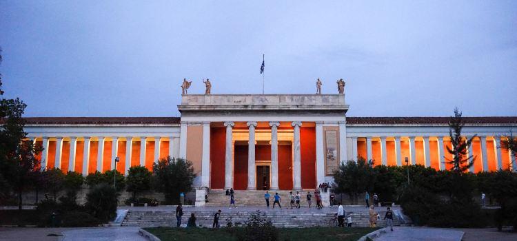 雅典國立博物館1