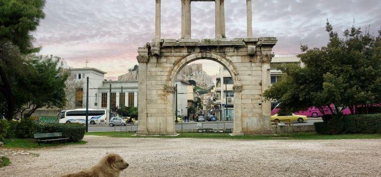 哈德良拱門1