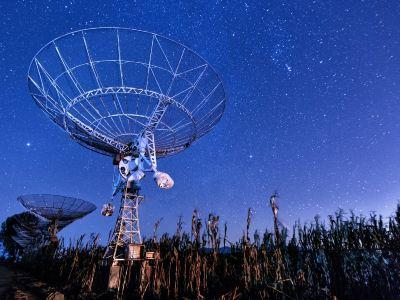 国家天文台密雲站