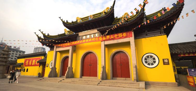 Tianning Temple1