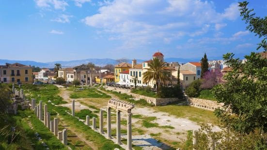 古代市場和羅馬市場