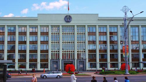 明斯克市政廳