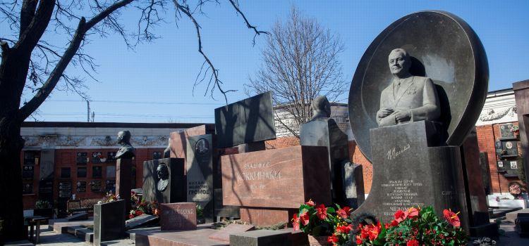 Novodevichy Cemetery2
