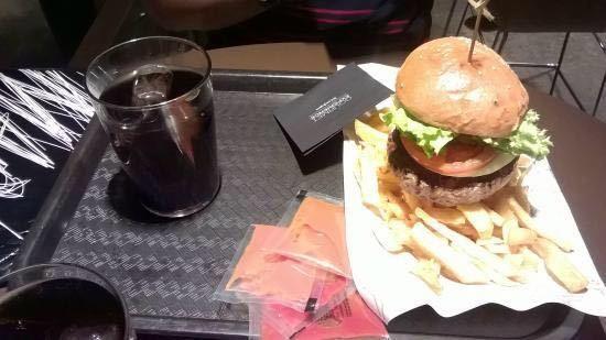 Hamburguesa Nostra Gourmet Experience
