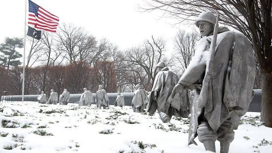 韓戰老兵紀念碑