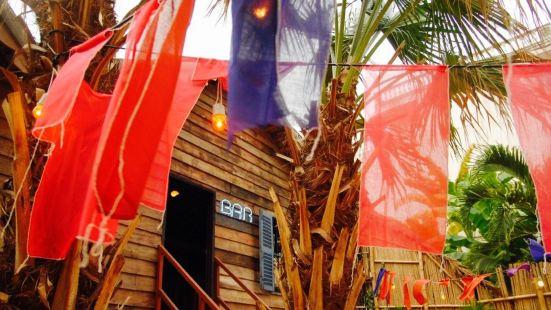 Asana - Cambodian House