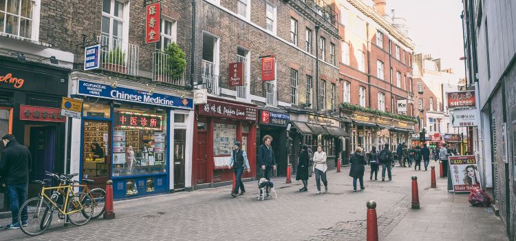 London Chinatown1
