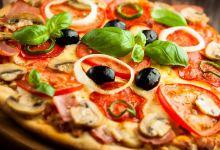 长滩岛美食图片-披萨
