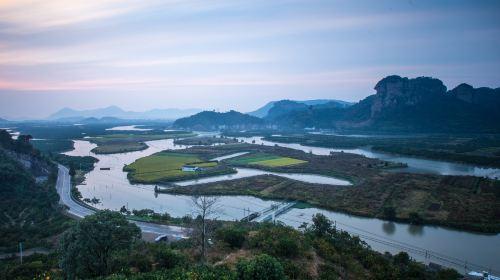 Taojiangshisanzhu Scenic
