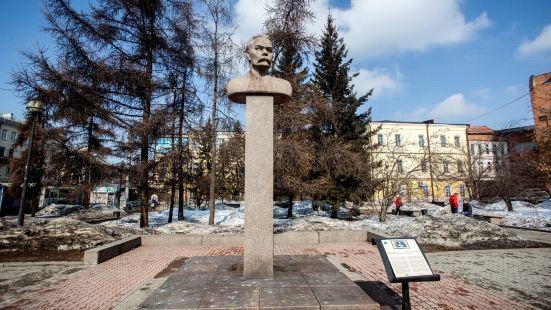 高爾基紀念碑