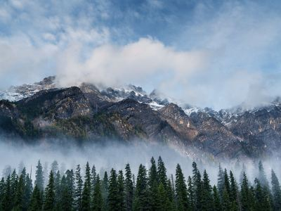 Baima Wanglang National Natural Scenic Area
