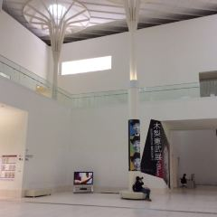 오키나와 현립 박물관 및 미술관 여행 사진
