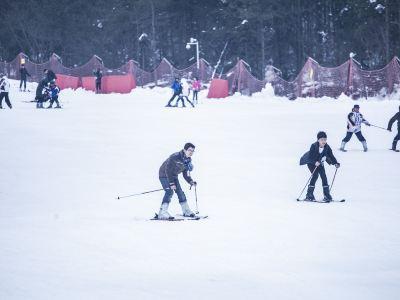 다밍산 완쏭링 스키장(대명산 만송령 스키장)