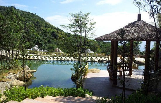 Hanshan Ecological Tourism Resort2