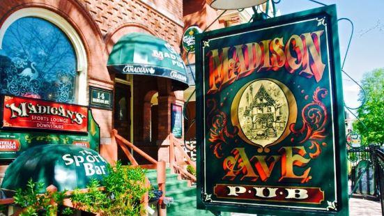 Madison Avenue Pub