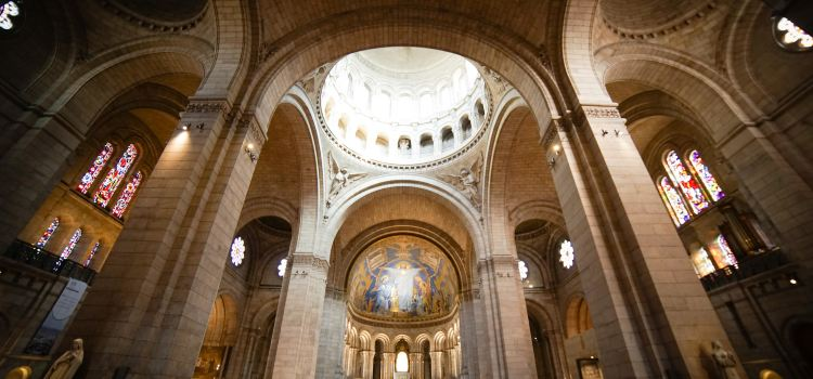 Basilica of the Sacred Heart of Paris1