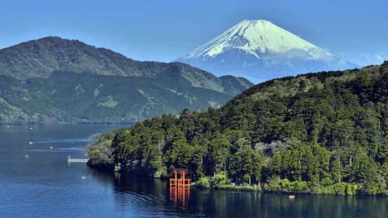 箱根蘆之湯花園