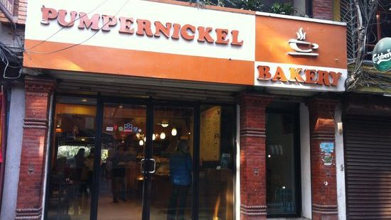 Pumpernickel Bakery