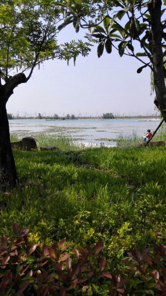 駱馬湖風景區
