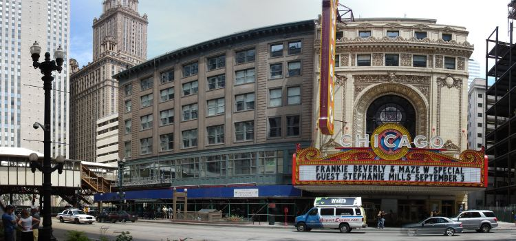 The Chicago Theatre1