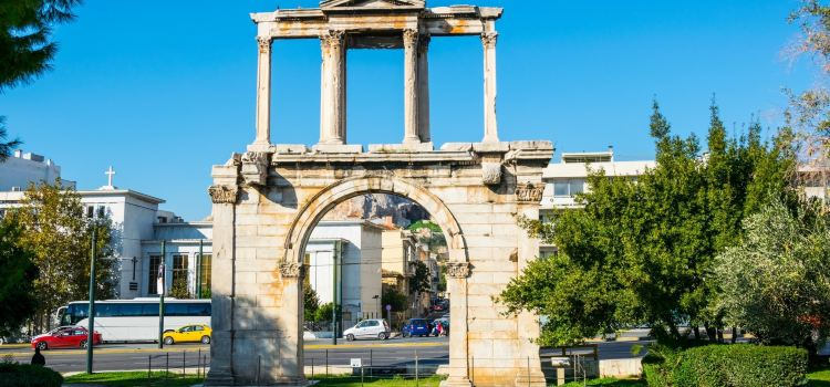 哈德良拱門3