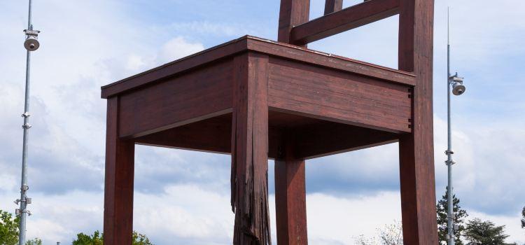 斷腿木椅2