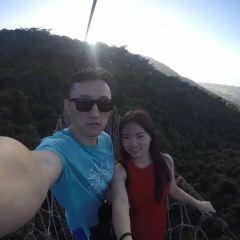 궈장룽(과강룡) 구름다리 여행 사진