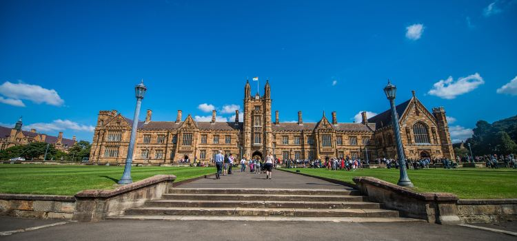 悉尼大學3