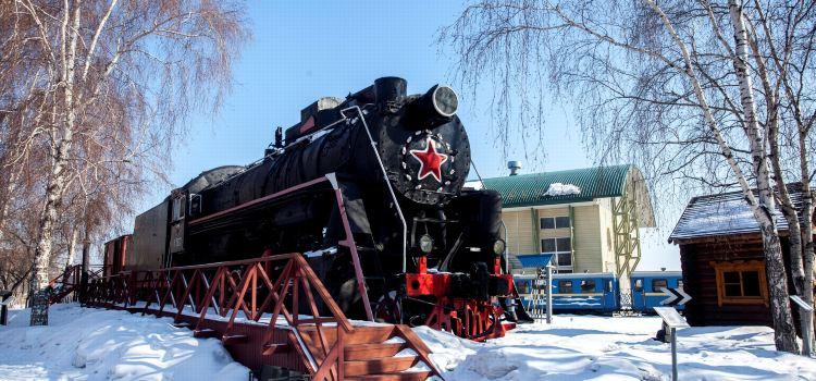 伊爾庫茨克火車主題公園2