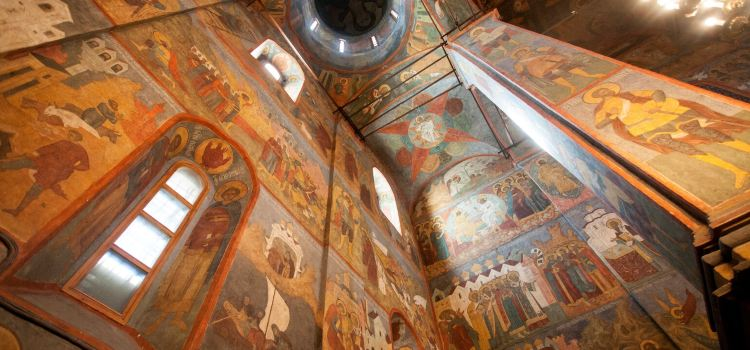 Cathedral of the Archangel (Arkhangelsky Sobor)3