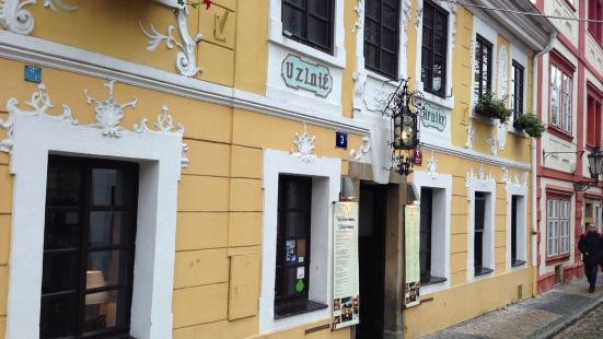 U Zlate Hrusky Restaurant