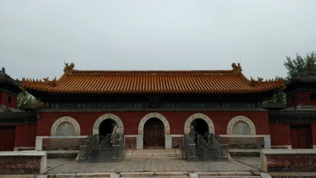 Yongfu Temple
