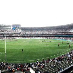 Melbourne Cricket Ground User Photo