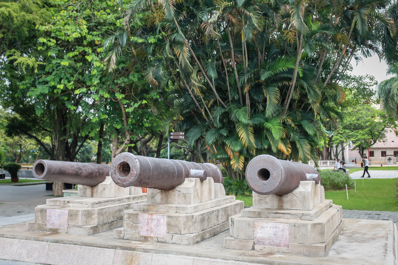 アヘン戦争博物館