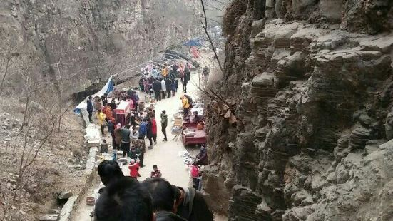 Lingshan Julong Cave