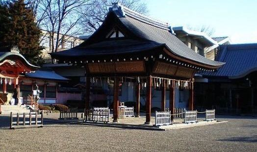 Takenomu Inari Shrine
