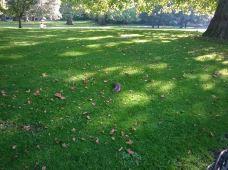 圣詹姆斯公园-伦敦-上海道台