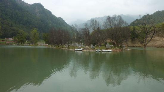 北山國家森林公園浪士當中心景區