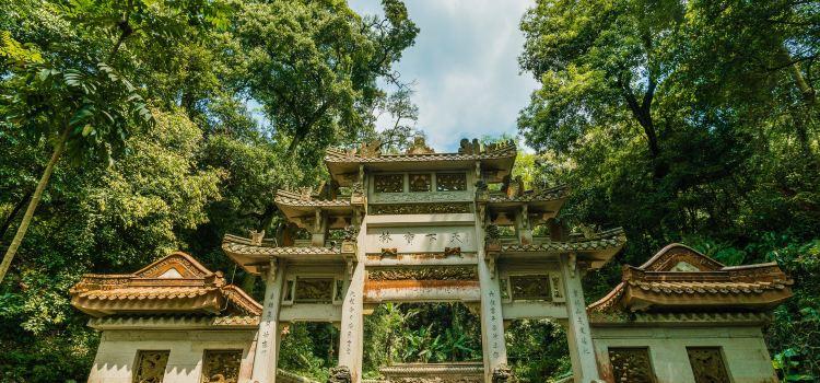 Nanhua Temple1