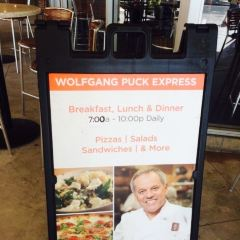 Wolfgang Puck Express用戶圖片