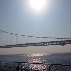 Akashi Kaikyō Bridge User Photo