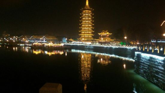 淮安石碼頭