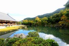 天龙寺-京都-背包玩世界