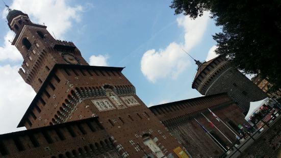 Museum of Applied Arts of Castello Sforzesco